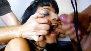Cougar slut fucked by 2 exited dicks  photo 15