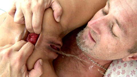 Deep anal expansion and warm squirti...photo 1