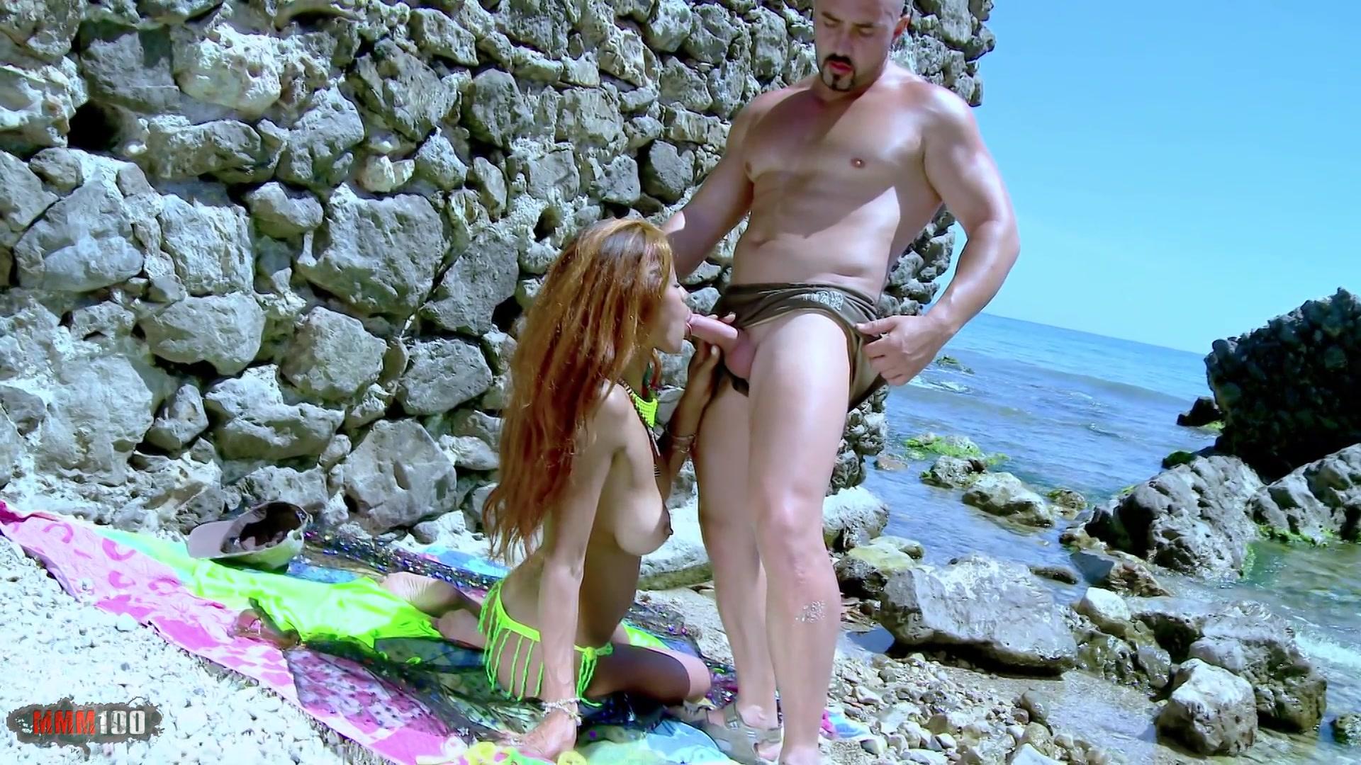 sex a la plage sexe chaud