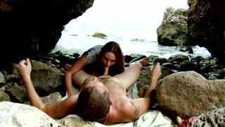 Saving a guy at the beach and getting fucked in the ass  photo 03