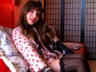 Mitsuki Sweet Webcam Sofa
