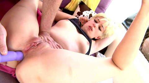 intense squirting and brutal anal pene...photo 1
