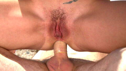 Cock in the ass and intensive squirtin...photo 3