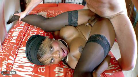 Black girl brutal fuck in pussy and as...photo 1