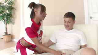 Porn video :   Nevaeh Givens Michael Stefano photo 01