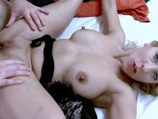 Nikyta spanish busty MILF having multiple squirting orgasms Photo