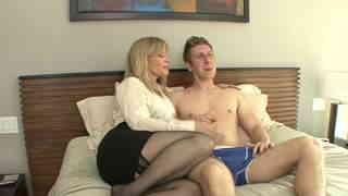 Porn video :   Nina Hartley Danny Wylde photo 01