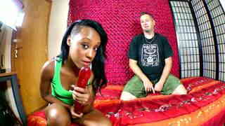 Noe Milk Kevin White Terry Noe's first anal in our company