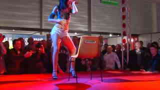 Jessica Blue at Prova 2008photo 1