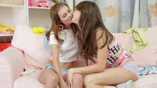Lesbian teen sexual games  photo 05