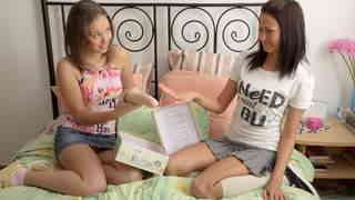 Two bored teens find a package   photo 03