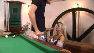 Ian fucks on a pool table   photo 02