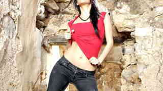 Hot Samia Duarte getting naked in an o...photo 3