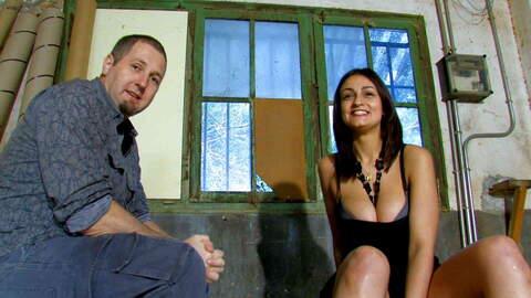 Video interview porno with Sandra Milk...photo 1