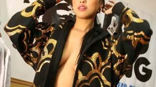 Horny asian with big boobs Sharon Lee ...photo 1