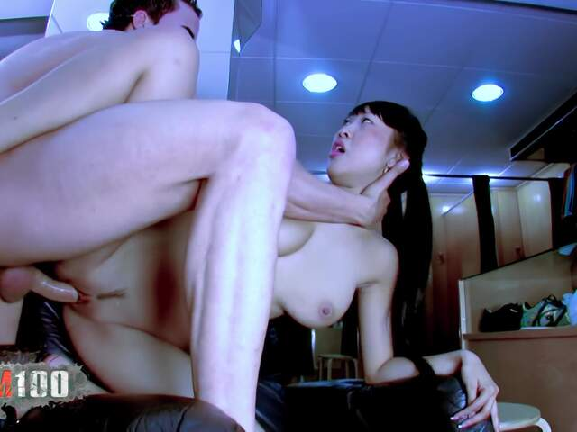Casting of a young natural bigtits asian babe  photo 05