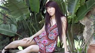 Pornostar oriental with big boobs Shar...photo 1