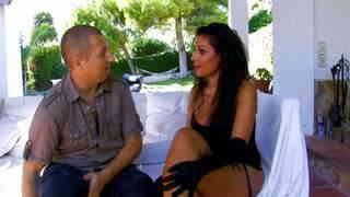 Silvana Rodriguez Interview Silvana the naughtiest Spanish girl