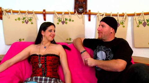Video interview porno with Sonia Sex  ...