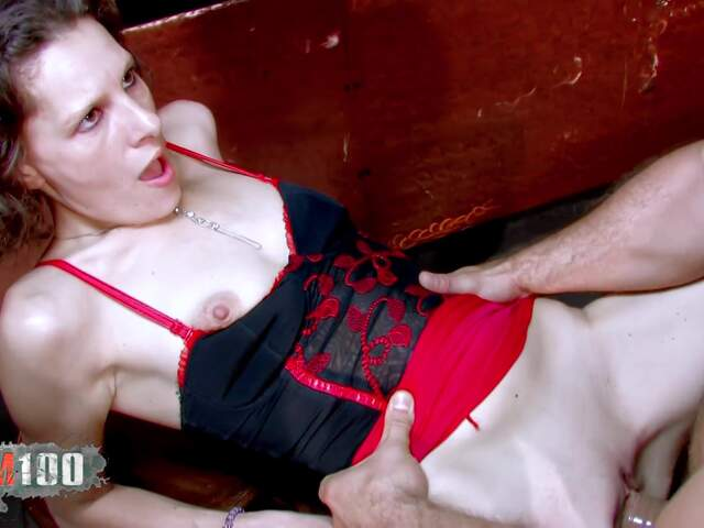 Nasty MILF gonna receive deeply a big cock in all her hole  photo 10