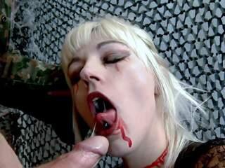 Sexy vampire cum sucker Photo