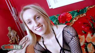Bigtits blond teen dismonted photo