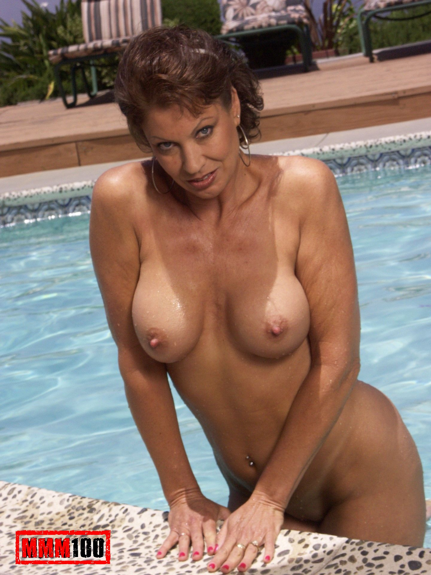 Older milf homemade