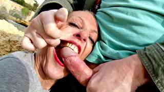 THE MILF SWALLOW ALL !  photo 03