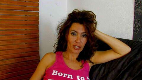 Interview porno with Zazel Paradise  photo 3