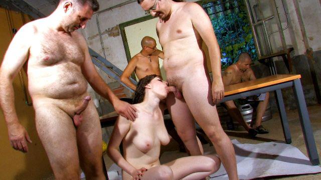 Gangbang, Gangbang, Group Sex, Orgy